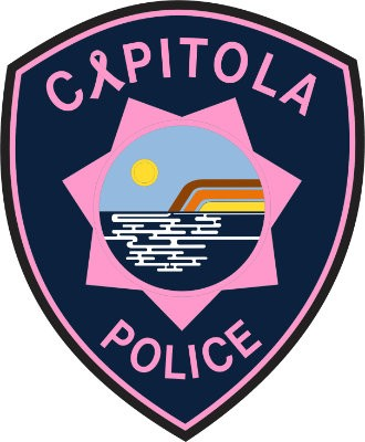 Capitola-Police-CA---PINK-PATCH-400